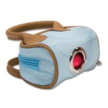 Blue Poobag holder
