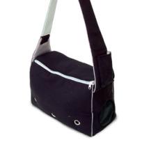 Black sporty bag