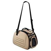Travel Bag for small dogs Beige