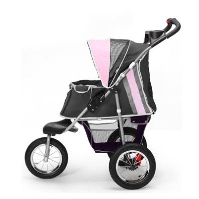 Buggy Comfort Air Max W:25KG - Grey/Pink