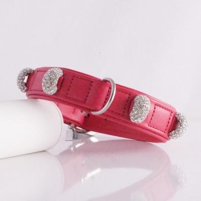 Collar Chrystal Bridge - Pink