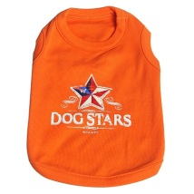 T-Shirt Orange Star
