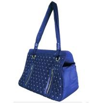 Blue Crystal Bag