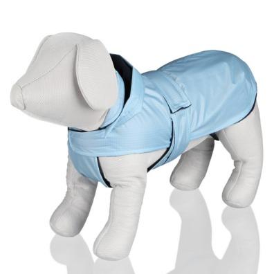 Rain Coat w fleece - Light Blue