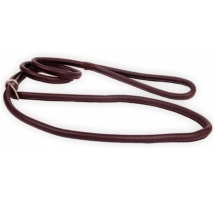 Retriever/ Showleash Nappa Leather - Brown