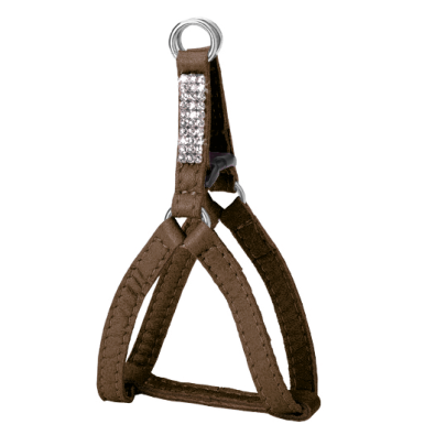 Harness Lambskin Leather - Brown
