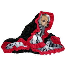 Iris Cuddle Blanket