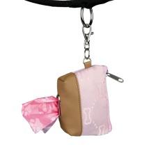 Poobag Holder Bone - Pink