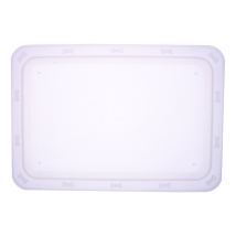 Tray/Mat Bone - Clear (no logo on the tray)