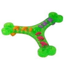 Boomerang TPR Rubber - Green