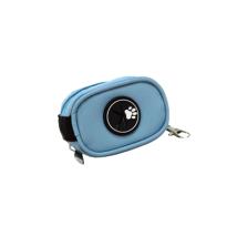 Poobag holder blue