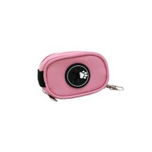 Poobag holder pink