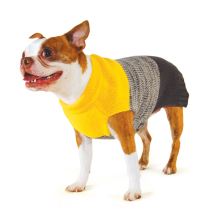 Yellow Stone Knitted Sweater