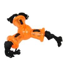 Orange/Black TPR rubber