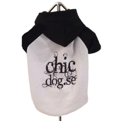ChicDog.se T-Hood Black