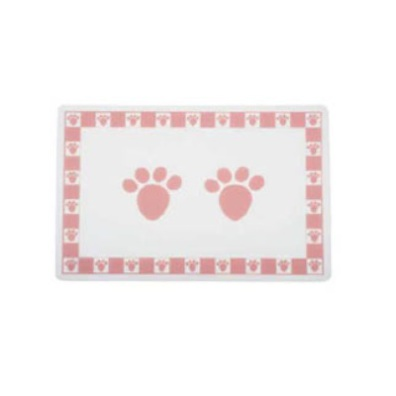 Placemat - Pink Paw