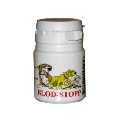 Blodstop Pulver