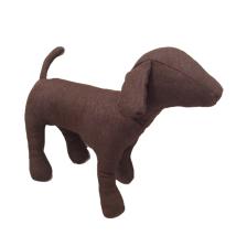 Dog model brown