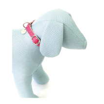 SOFT COLLAR IN PINK - ADJUSTABLE