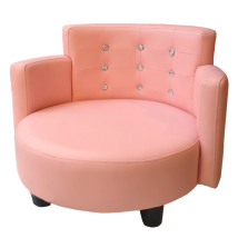 Chic Diamond Pink Sofa