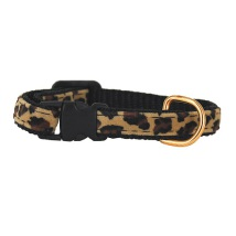 Safari Collar Leopard Soft and Ajustable