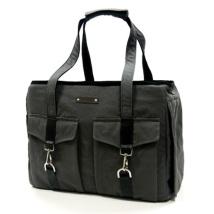 Safari Grey Bag