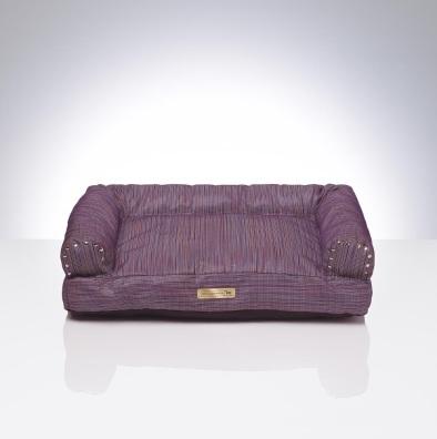 Dog Sofa Purple