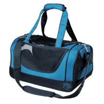 Travel Bag Charlie Black/Blue