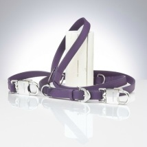 Purple Persephone Leash