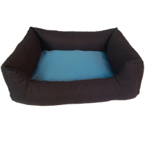 Baron Dog Bed - Mocca/Mint