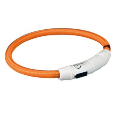 Flash Ring USB Rechargeable - Orange