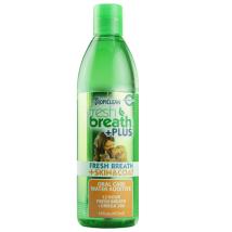 Munvatten för fräsch andedräkt & Hud & Päls