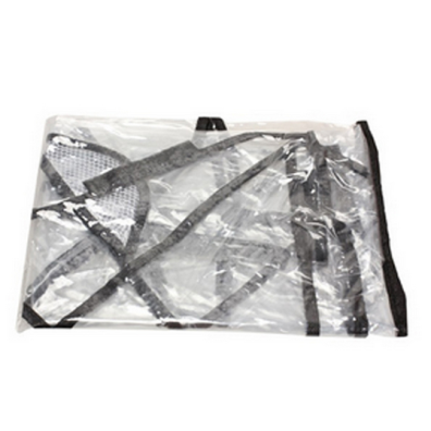 Raincover Univ-Luxe - Transparant cover for buggies