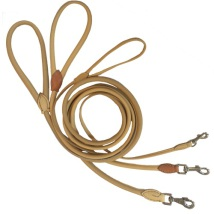 Round Leash - Natur