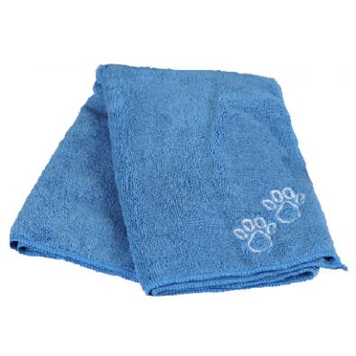 Microfibre Towel - Blue 50x60cm