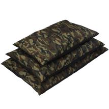 Camo Canvas Pillow