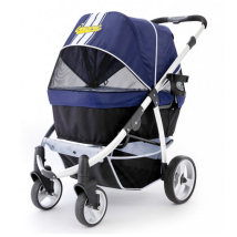 Buggy Comfort Monza Max weight: 35KG - Racing Blue