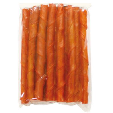 Bone Twisted Sticks Bacon 13cm 20pcs