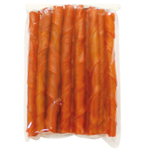 Bone Twisted Sticks Bacon 13cm 20pcs