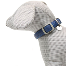 SOFT COLLAR NAVY BLUE
