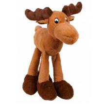 Dog Toy Elk Plush w Sound 42cm