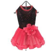 Party Dress Pink/Black