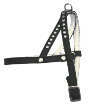 Leather Harness - Black