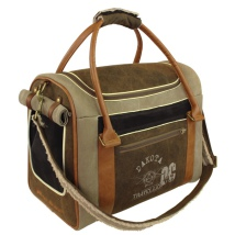 Dakota-Inn Bag - Khaki/Brown