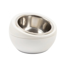 Catinella Single Bowl - White