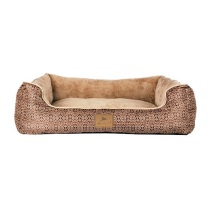 Light Bed Mosaic Brown/Taupe
