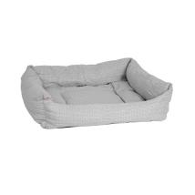 Surrey Dog Bed - Powder Grey