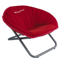 Ribcord Chair Red