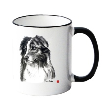 Mug w Collie