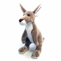 Plush Toy - Kangaroo 30cm